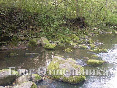 Река где водится хариус