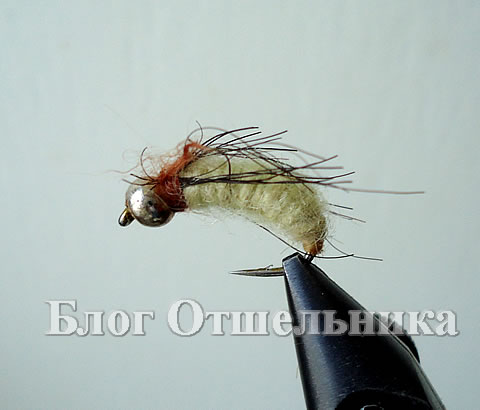 рыбалка в приморье мухи