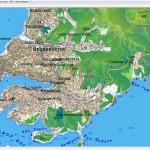 Интеактивная карта Владивосток