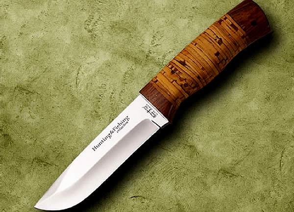 Выбор идеального охотничьего ножа