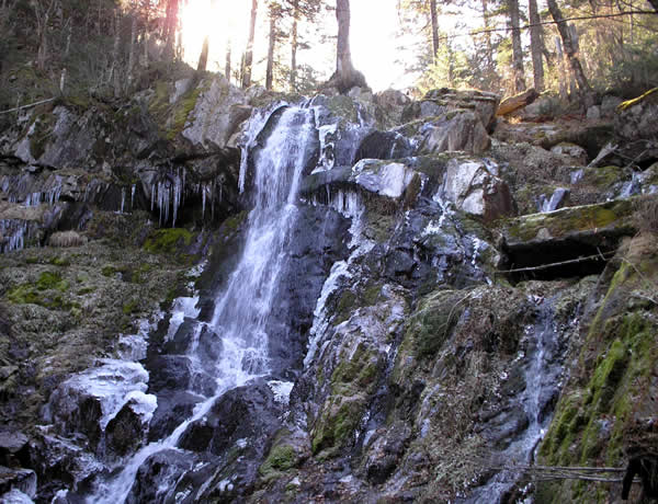 Алексеевский водопад