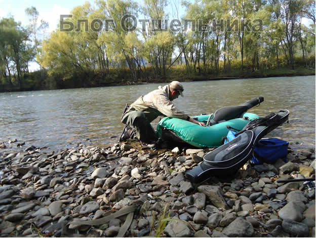 Вещи необходимые на рыбалке