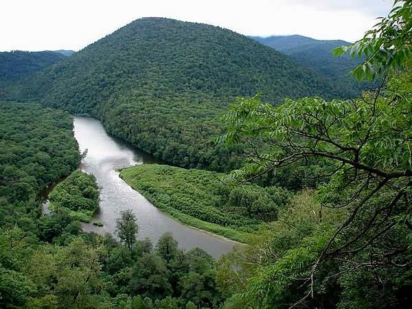 Река Арму
