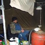 Ловля камбалы в Тавричанке