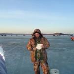 На рыбалку за камбалой