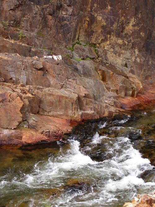 Ванчинский водопад