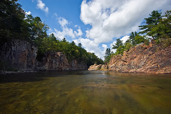 Река Милоградовка