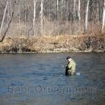 рыбалка на Бикине