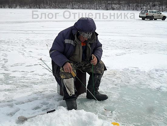 рыбалка в ольгинском районе
