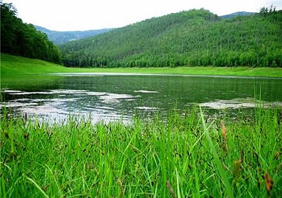 Шандуйские озера