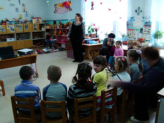 зоологи в детском саду