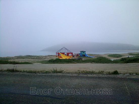 Подготовка к открытию пляжного сезона в Приморье
