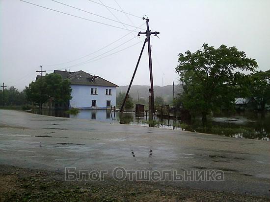 Село Тимофеевка, Приморский край