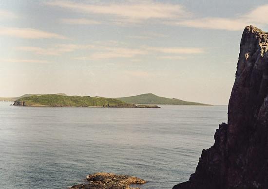 Остров Козлова в Приморье