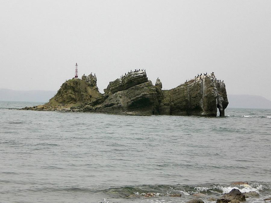 остров Уши