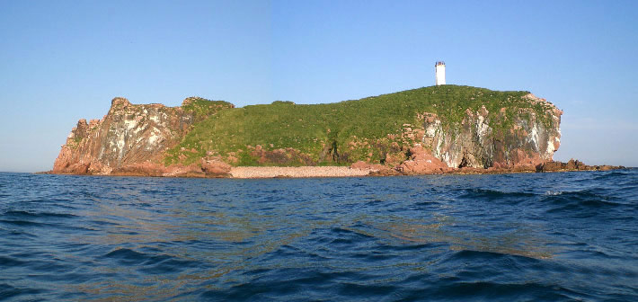 Остров Верховского