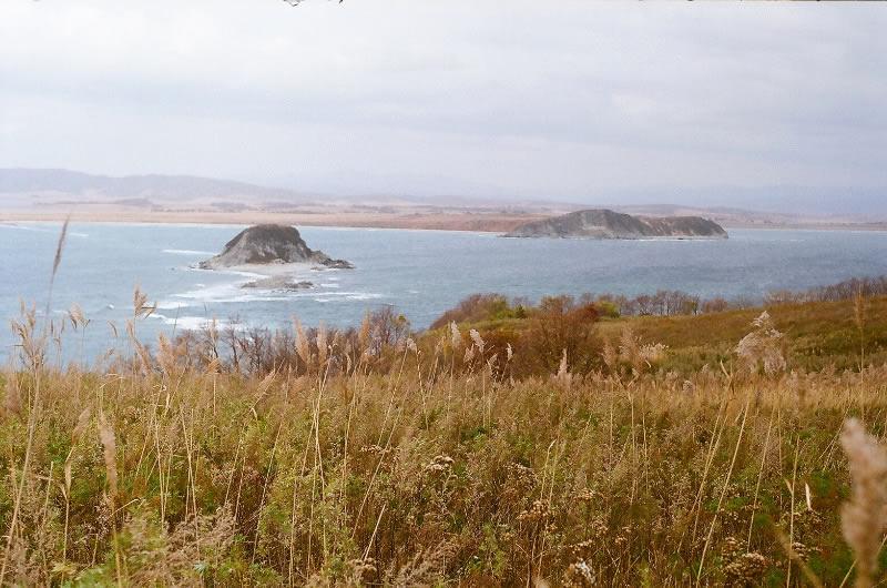 Пейзажи острова
