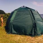 палатка-кухня