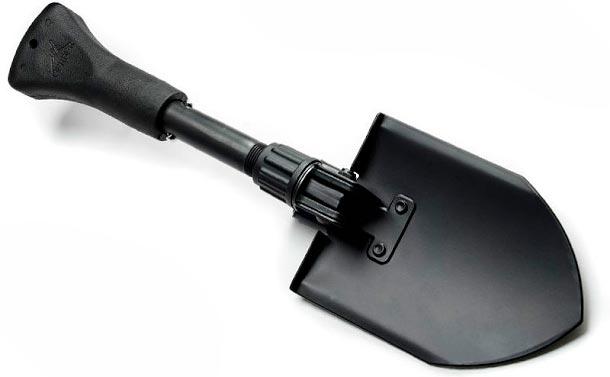 Складная лопата
