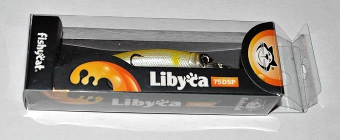 уловистый Fishycat Libyca 75DSP